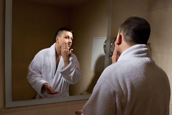 grooming men